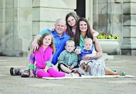 Jill Buchan family #2