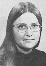 Elaine (Thorson) Elagoz UIU Class of '72 senior photo