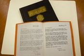 """Class of '26 Yearbook and """"Class of '26: UIU 1929 Class Letter"""""""